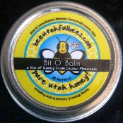 Convenient for travel-this pocket size of healing balm helps to heal cracked fingers and heels.